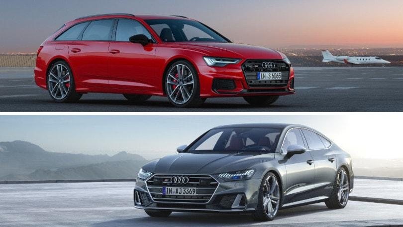 Test Drive: Audi S6 Avant e S7 Sportback