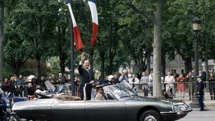 Citroën SM: la gran lusso tra Italia e Francia