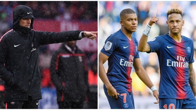 Psg, Tuchel: «Neymar e Mbappé via? Troveremo altre soluzioni»