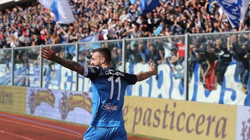 Caputo lancia l'Empoli: «Con l'Inter ci giochiamo tutto»