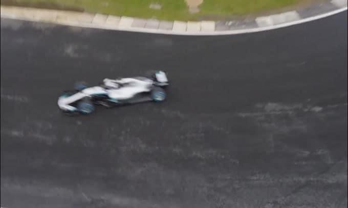 Hamilton e Bottas dominano le libere a Monaco