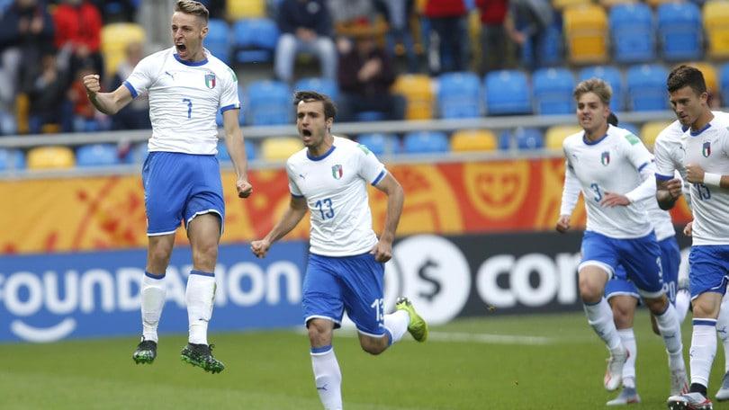 Mondiali Under 20, l'ex Roma Frattesi e Ranieri stendono il Messico