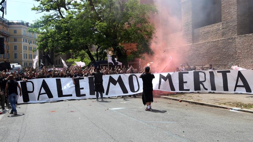Santoro si astiene, Palermo senza giusto processo