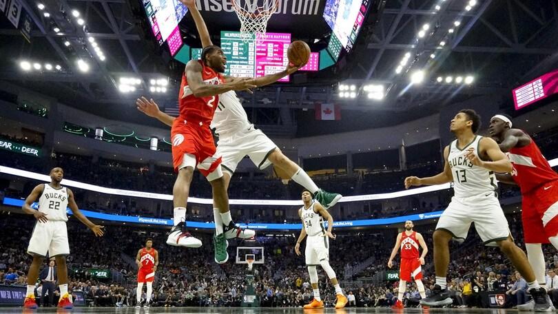 NBA Playoff, Toronto vince a Milwaukee e va sul 3-2 nella serie