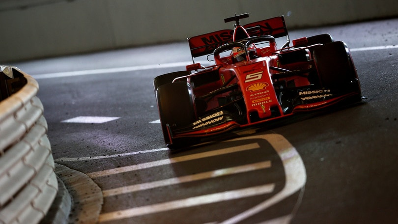 Vettel: «Ci manca il passo rispetto alle Mercedes»