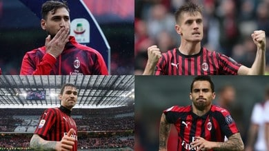 Milan, lo scenario senza Champions: chi resta e chi va via