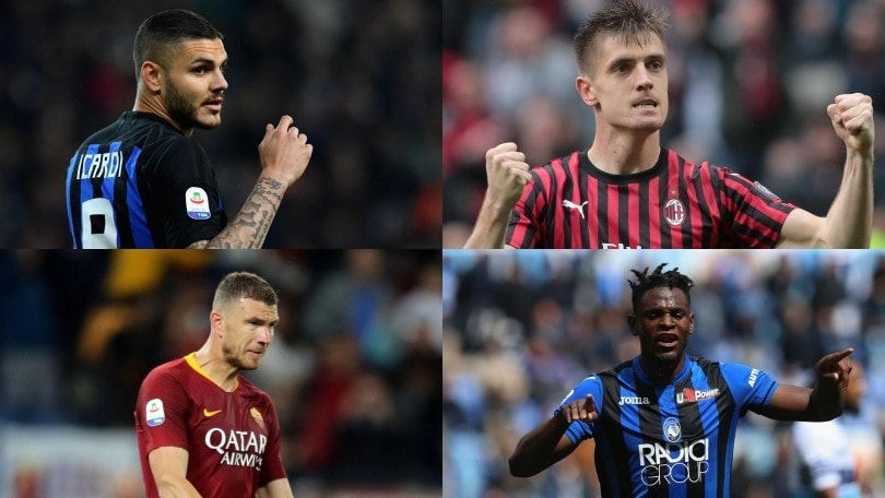 Tutte le probabili formazioni della 38ª giornata di Serie A