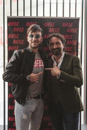 Rifle sbarca a  Scalo Milano con Briga