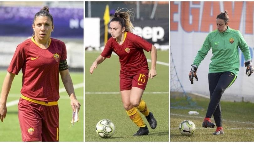 Mondiali donne, le convocate dell'Italia: ci sono tre giocatrici della Roma