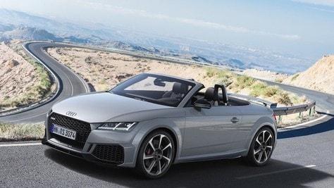 Audi TT, in arrivo la versione elettrica. Le strategie per A8 e R8
