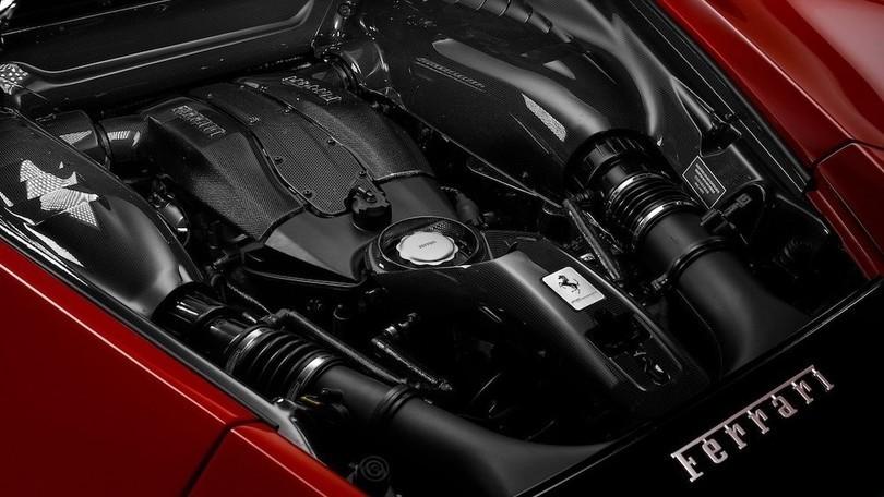 Il Motore dell'anno è il V8 Ferrari