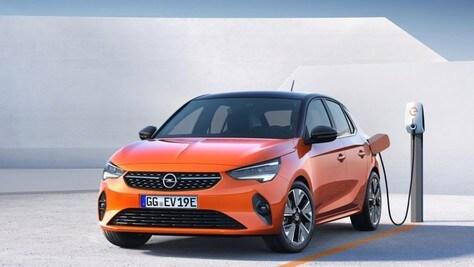 Opel Corsa-e, la nuova generazione in versione elettrica