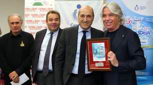 Volley Scuola 2019, la premiazione al Corriere dello Sport-Stadio