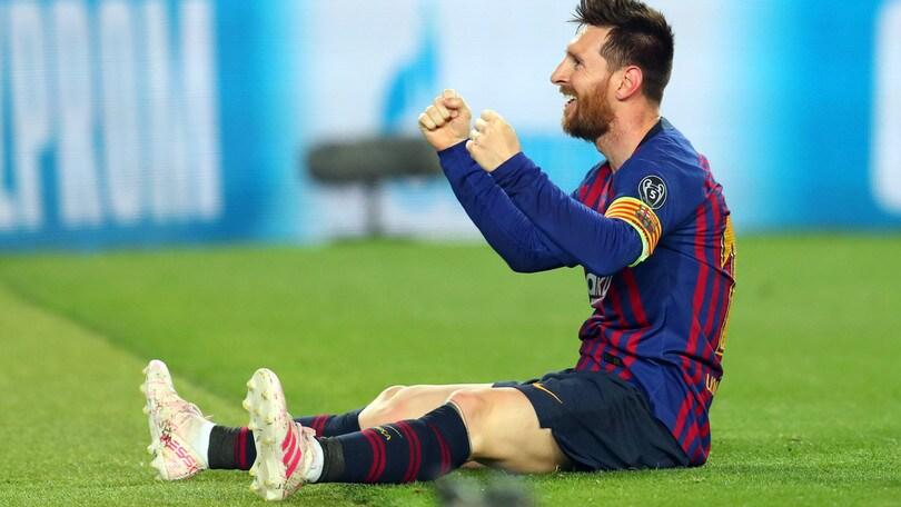 Messi vince la Scarpa d'Oro per la sesta volta in carriera