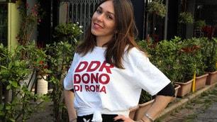 DDR Dono di Roma, tutta la città veste la nostra t-shirt
