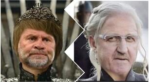Juve, la corsa al trono di spade: ci sono anche Cersei Cosmi e Delnerys