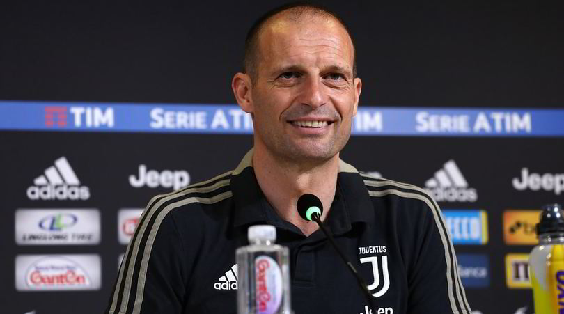 """Juventus, Allegri: """"Ronaldo, Szczesny e Matuidi a casa. Gioca Pinsoglio"""""""
