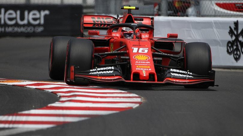 Gp Monaco, incredibile Leclerc: eliminato dopo la Q1!