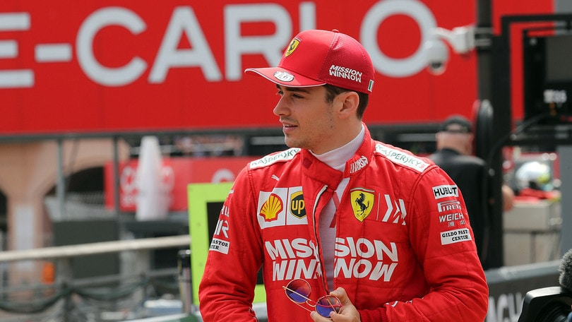 Gp Monaco, Leclerc: