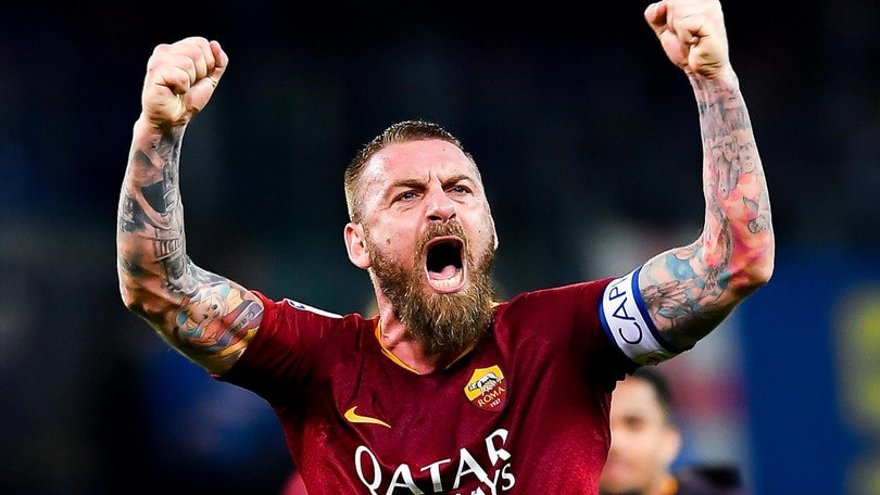 De Rossi: scommesse aperte sull'ultimo gol in giallorosso