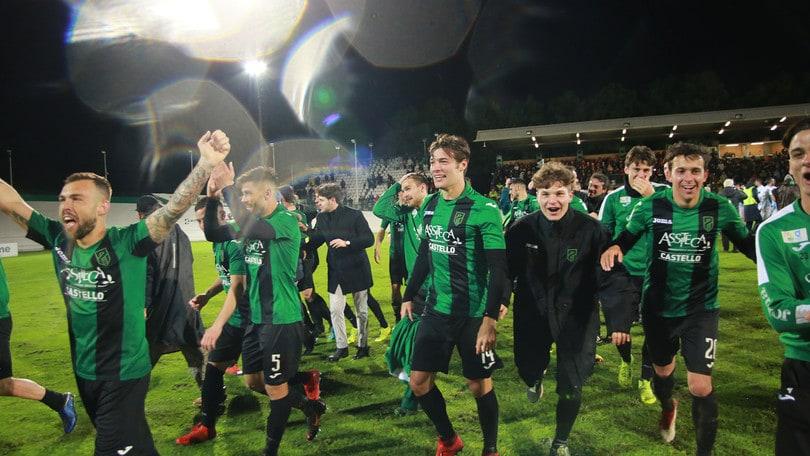 Il Pordenone batte la Juve Stabia 3-0 e conquista la Supercoppa di Serie C