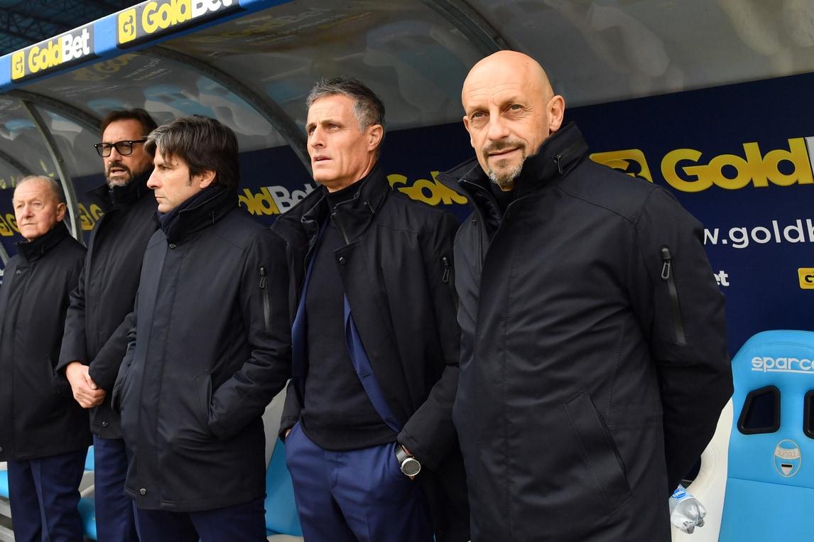 """Chievo, Valigi: """"Peccato che Pellissier non abbia salutato con il gol"""""""
