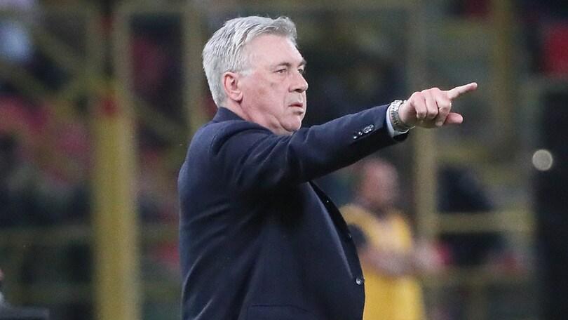"""Ancelotti: """"Quagliarella al Napoli? Tutto è possibile"""""""