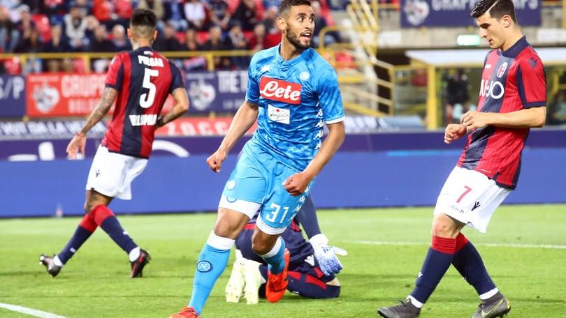 Serie A Bologna-Napoli 3-2, il tabellino
