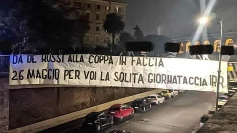 Addio De Rossi e
