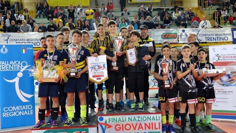 Alla Torretta Livorno il titolo Under 13 maschile 3vs3