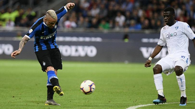 Serie A Inter-Empoli 2-1, il tabellino