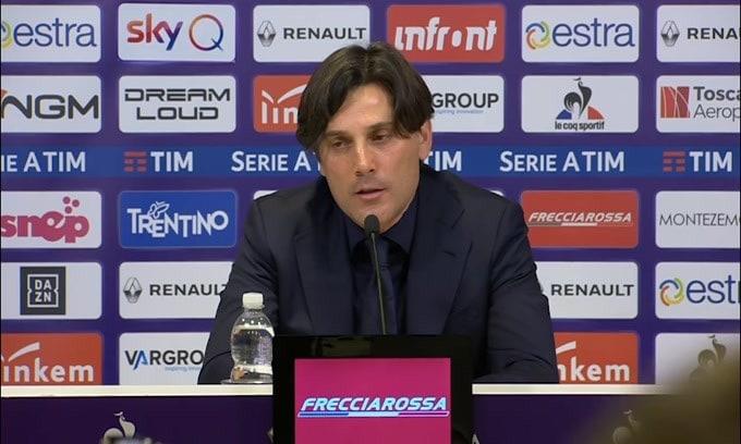 """Montella: """"Biscotto? Dispiace per l'Empoli"""""""