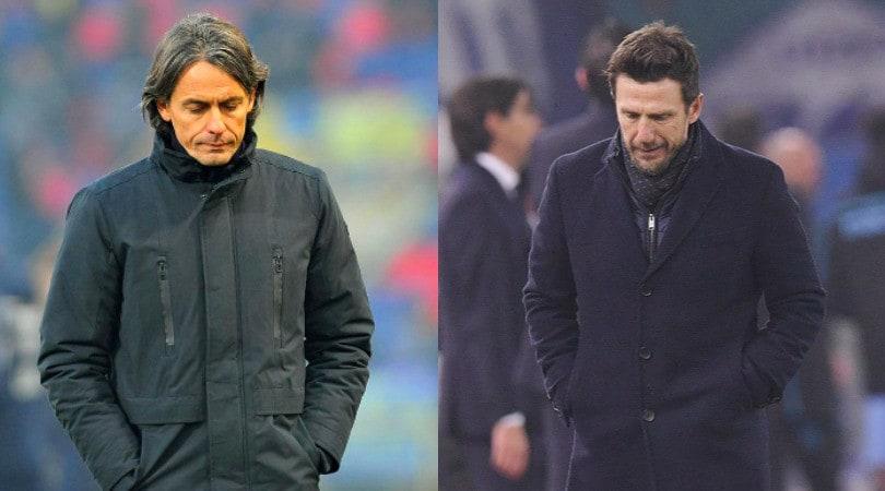 Serie A, 12 cambi in panchina: campionato 'peggiore' in Europa