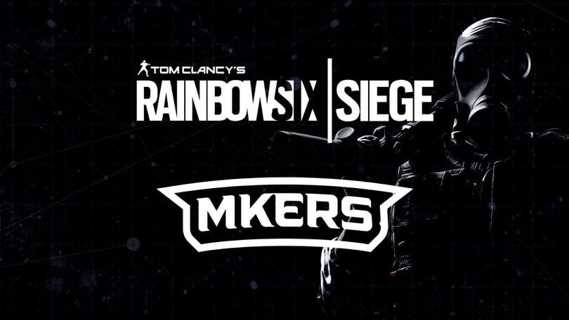 Mkers ancora protagonisti su Rainbow Six: acquistato il roster degli EnD Gaming