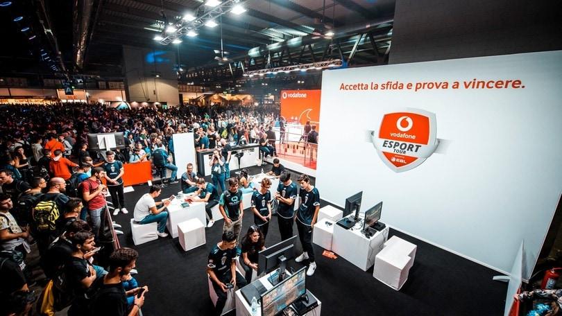 Esports e Mobile: ESL e Vodafone presentano il primo torneo internazionale su 5G