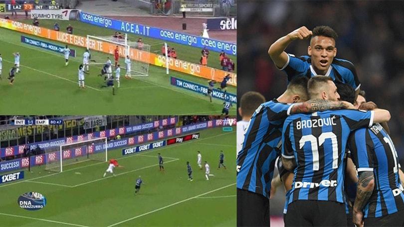 Inter, gol qualificazione Champions allo stesso secondo dello scorso anno