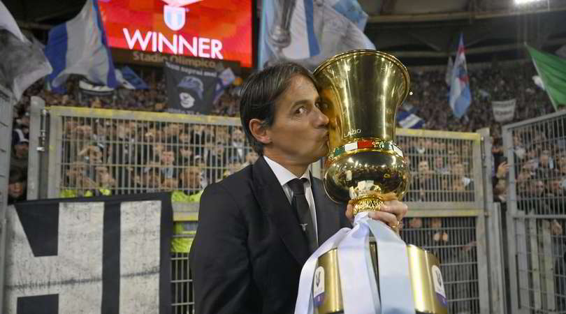 Lazio-Inzaghi, per adesso niente rinnovo