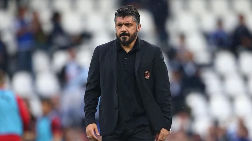 """Gattuso a Capri da Ancelotti: """"Ho voglia di allenare"""""""