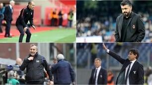 Gattuso lascia il Milan, scatta il casting per il nuovo allenatore