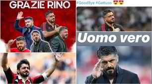"""Gattuso """"uomo vero"""": il web rossonero si schiera con Ringhio"""