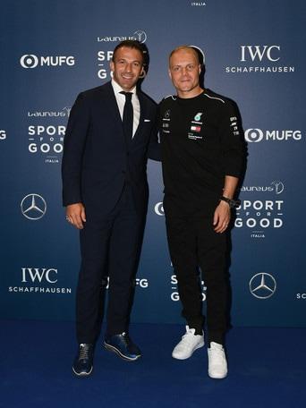 Laureus F1 Charity Night, il 5 settembre a Milano