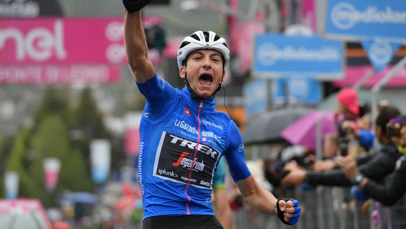 Ciccone trionfa nella 16ª tappa del Giro d'Italia. Nibali supera Roglic