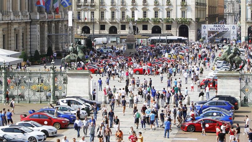 Salone dell'auto di Torino, oltre 50 brand al Parco Valentino