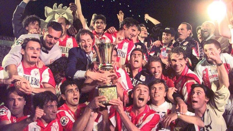 Vicenza, quella storica Coppa Italia