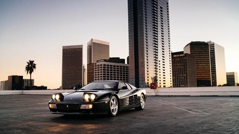 """""""Miami Vice"""", storia delle Ferrari detective"""