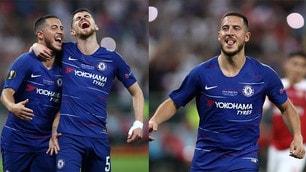 Dominio Blues! Il Chelsea dilaga, Hazard è incontenibile!