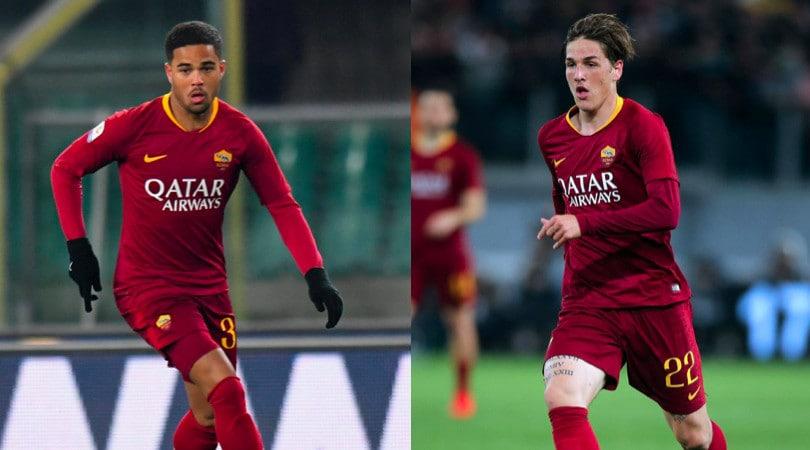 La Top11 dei giocatori Under 21 in Serie A: ci sono Kluivert e Zaniolo