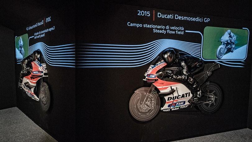 Ducati, la mostra