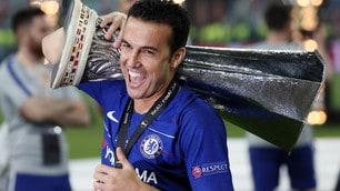 Pedro, mancava solo l'Europa League: ora ha vinto tutto!