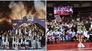 Almeno un trofeo in entrambi gli ultimi due anni: Lazio tra le big d'Europa